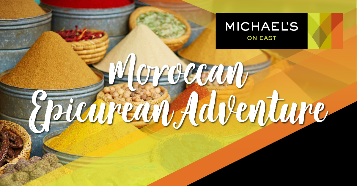 May 2018: Moroccan Menu