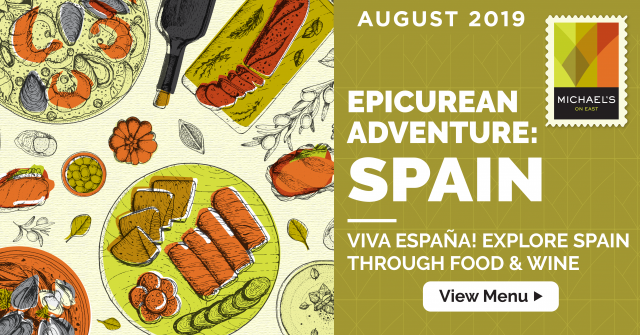 AUGUST 2019: Spain Epicurean Adventure