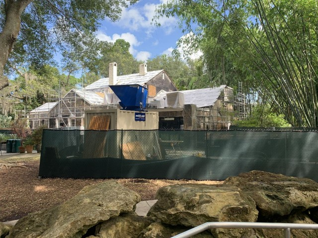 Selby House Cafe Improvements For Enhanced Guest Experience