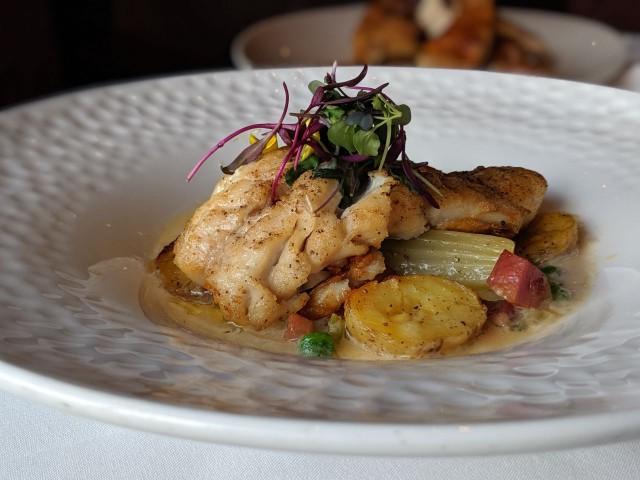 Recipe: Pan-Seared Golden Tile Fish