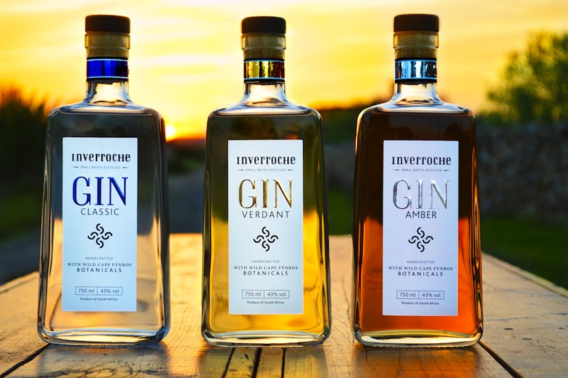 Inverroche: South African Craft Gin Debuts in Florida