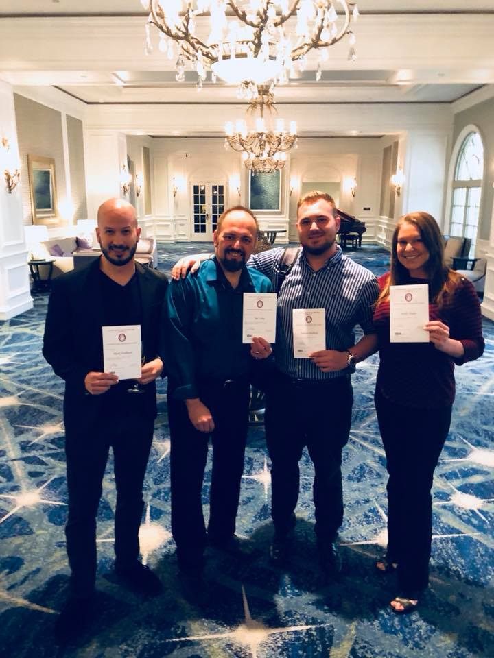 MOE Sommeliers 4Certificates Aug2018
