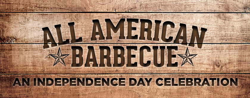 4th of july  all american bbq