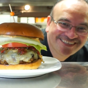 VIDEO: Mighty Mushroom Burger