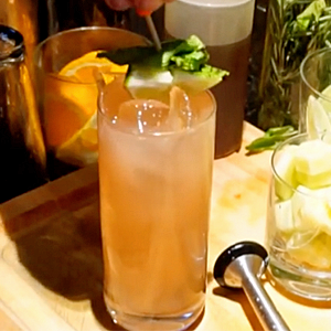 VIDEO: Cocktail Recipe: Watermelon Mojito