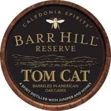 Barr Hill Tom Cat Gin is the Bee's Knees