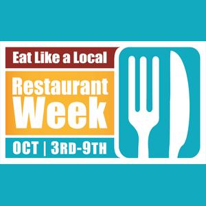 Eat Like a Local Restaurant Week