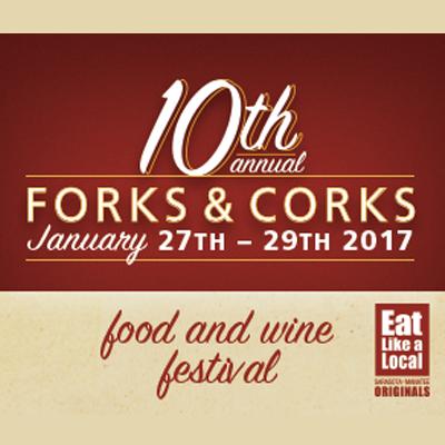 Forks & Corks 2017