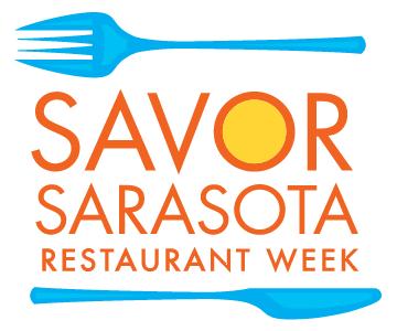 Savor Sarasota 2017 Menu