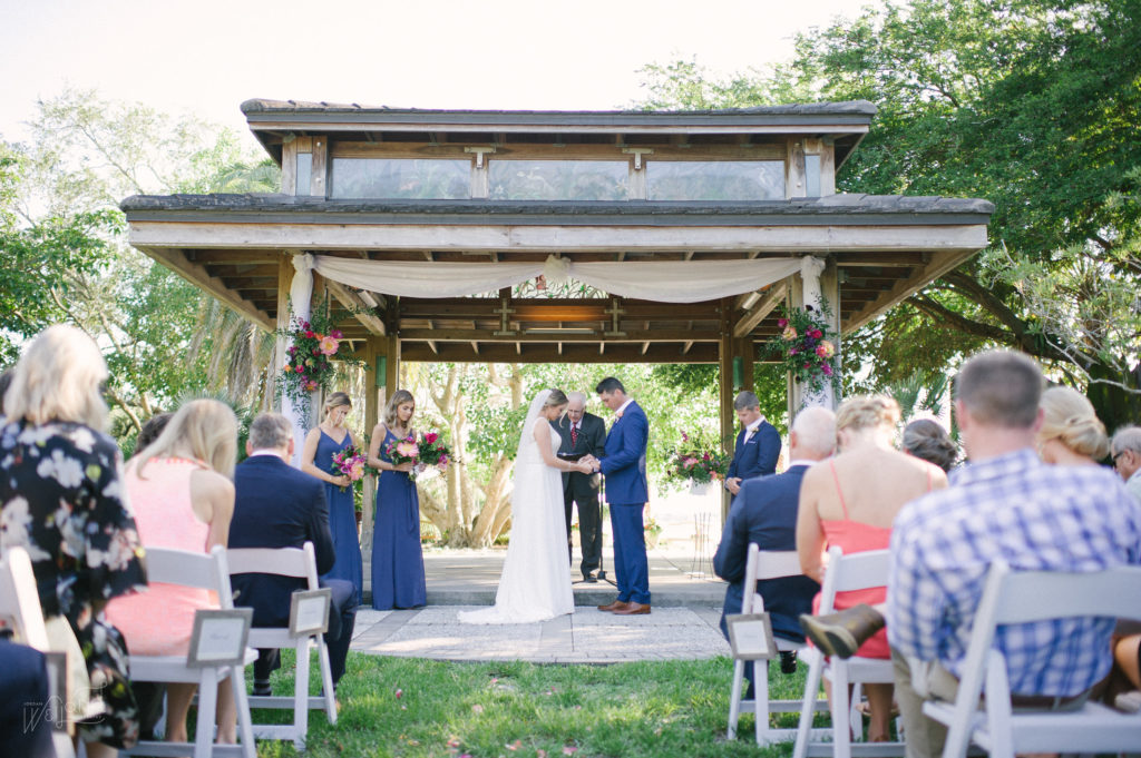 Great Lawn Wedding at Selby Gardens - Jordan Weiland Photography