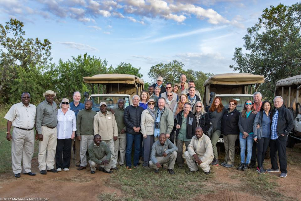 GCCC Africa Group Photo