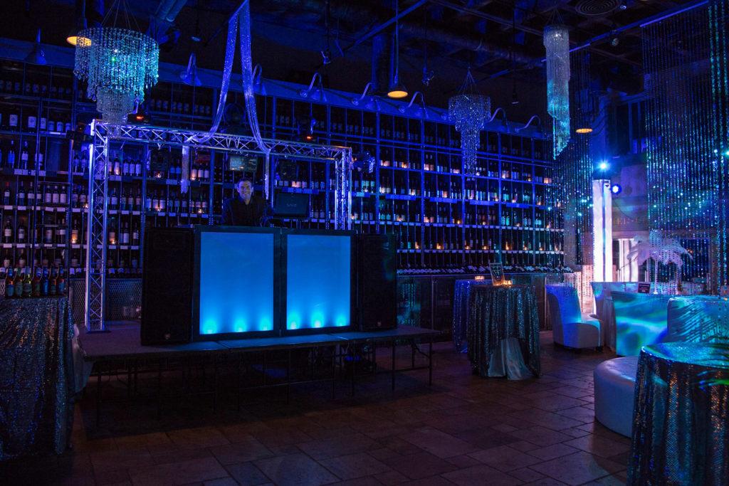 Wine Cellar Night Club Party